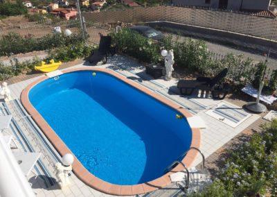 Villa con piscina Calabria